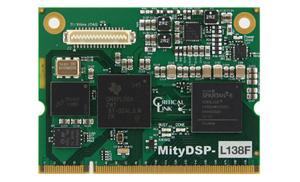 MityDSP-L138F System on Module
