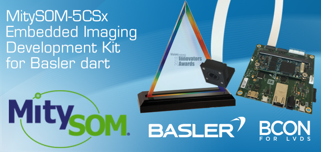 5CSX/Basler Dev Kit