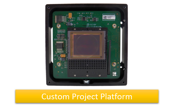 Production-ready CMV50000 Sensor Board from Critical Link