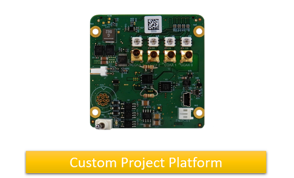 CoaXPress Interface Board