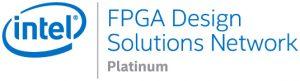 intel FPGA Design Solutions Network Platinum