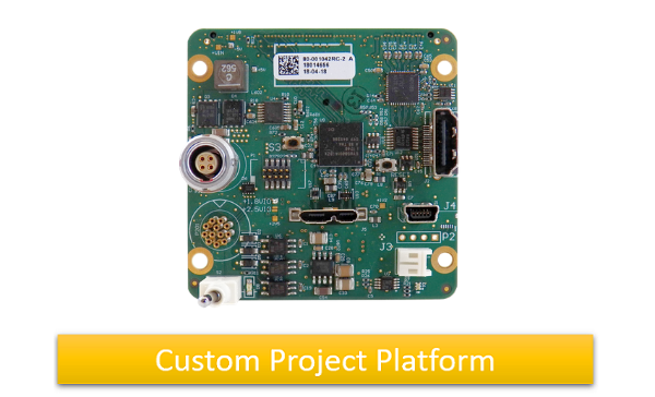 USB3 Vision Interface Board