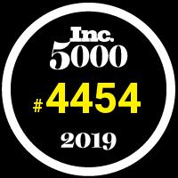 Inc 5000 2019 4454 Ranking