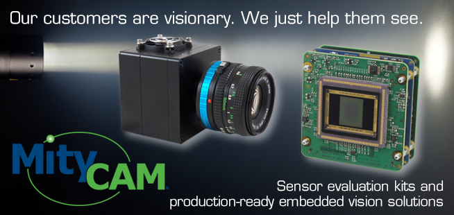MityCAM – Visionary Customers