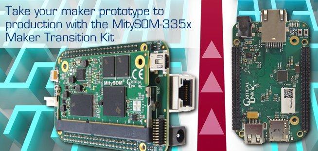 335x Maker Transition Kit