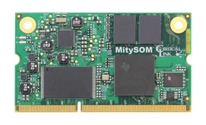 MitySOM-335x: Production-Ready Sitara AM335 Solution