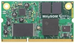MitySOM-335x small form-factor processor card