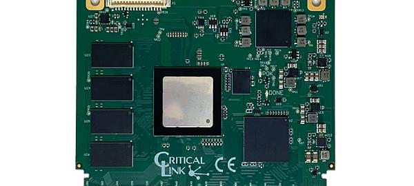 MitySOM-AM57F – FPGA+DSP+ARM System on Module