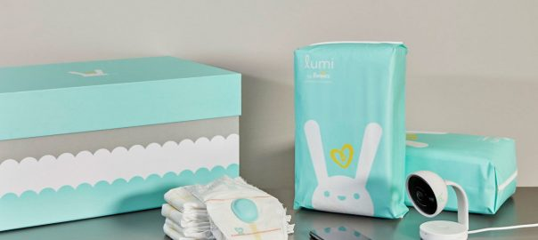Diapers go high tech: yet another app in search of a reason for being