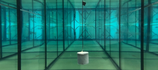 Underwater energy harvesting