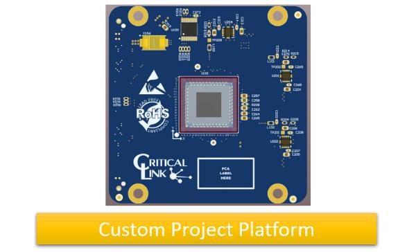3U5MGXS Sensor Board