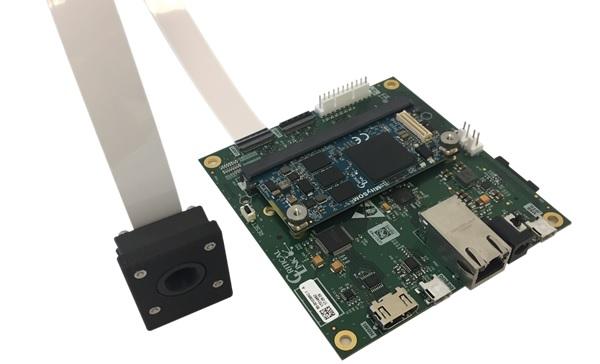 Embedded Vision Dev Kit for Basler BCON dart
