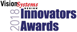 Vision Systems Design Innovators Award 2018